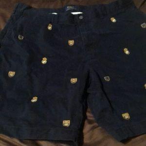 Polo shorts